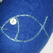 """Обувь ручной работы. Ярмарка Мастеров - ручная работа Тапочки """"Рыбака"""". Handmade."""