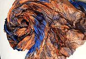 Аксессуары handmade. Livemaster - original item A scarf a stole