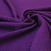 Ткани ручной работы. Ярмарка Мастеров - ручная работа Костюмно - плательный шерстяной лоден  Италия  3 цвета. Handmade.