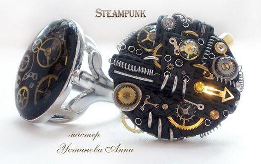 всё тот же перстень, только уже в компании с другим украшением... :)