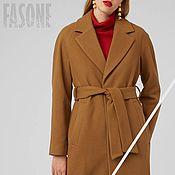 Одежда handmade. Livemaster - original item coat: Women`s wool coat