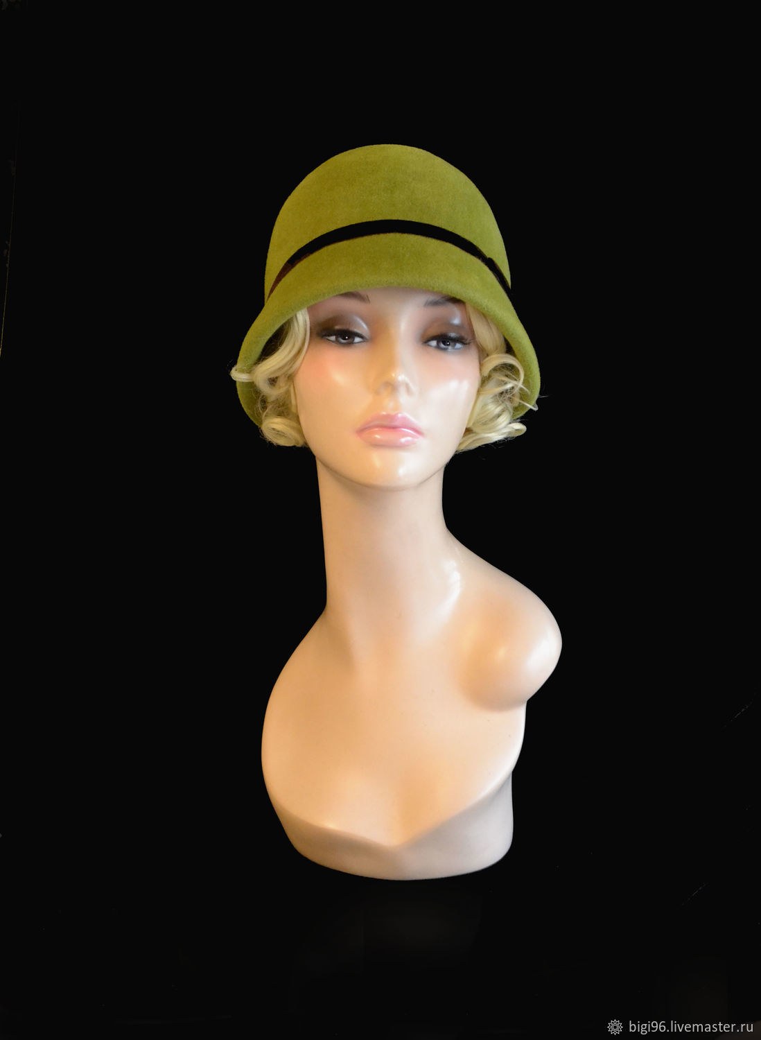 The Cloche Olive, Hats1, Moscow,  Фото №1