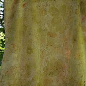 """Одежда ручной работы. Ярмарка Мастеров - ручная работа Природно  - окрашенный топ """"Шиповник"""". Эко стиль.. Handmade."""