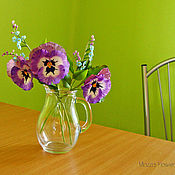 Цветы и флористика handmade. Livemaster - original item A bunch of