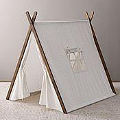 Вигвам ручной работы. Ярмарка Мастеров - ручная работа Вигвам: шалаш. Handmade.