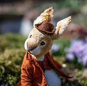 Куклы и игрушки handmade. Livemaster - original item Mr. Rabbit. Handmade.