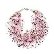 Украшения handmade. Livemaster - original item Air necklace