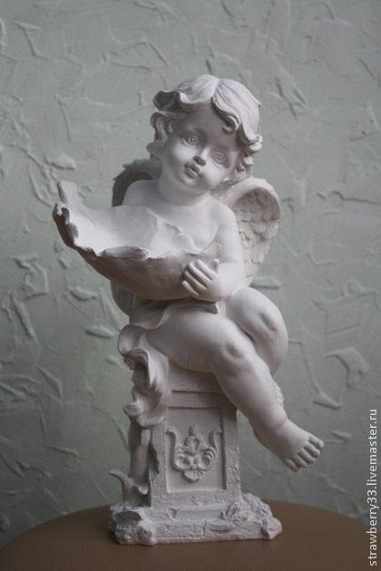 """Статуэтки ручной работы. Ярмарка Мастеров - ручная работа. Купить Статуэтка """"Ангел 40 см"""". Handmade. Ангел, статуэтки, ангелы"""
