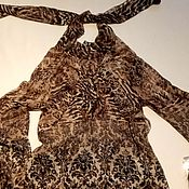 """Одежда ручной работы. Ярмарка Мастеров - ручная работа Блузка """"Крадущийся тигр, притаившийся дракон"""". Handmade."""