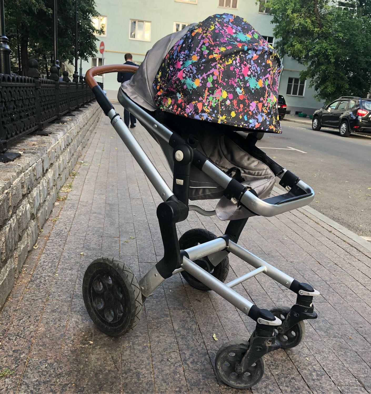 Козырек для коляски универсальный, Козырек для коляски, Москва,  Фото №1