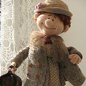 """Куклы и игрушки ручной работы. Ярмарка Мастеров - ручная работа """"Здрасте,я ваша тетя!"""". Handmade."""