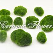 Материалы для творчества handmade. Livemaster - original item Moss decorative. Handmade.
