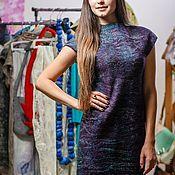 """Одежда ручной работы. Ярмарка Мастеров - ручная работа авторское платье ручной работы """"Тайна"""". Handmade."""