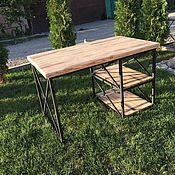 Столы ручной работы. Ярмарка Мастеров - ручная работа Стол #back to school. Handmade.