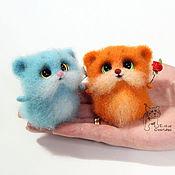 Куклы и игрушки ручной работы. Ярмарка Мастеров - ручная работа МыХоКа.. Handmade.