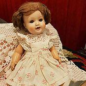 Винтаж handmade. Livemaster - original item Vintage doll A. M. Handmade.
