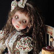 """Куклы и игрушки ручной работы. Ярмарка Мастеров - ручная работа Кукла """"Хочу,но не буду"""". Handmade."""