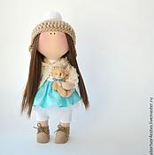 Куклы и игрушки handmade. Livemaster - original item Doll from the