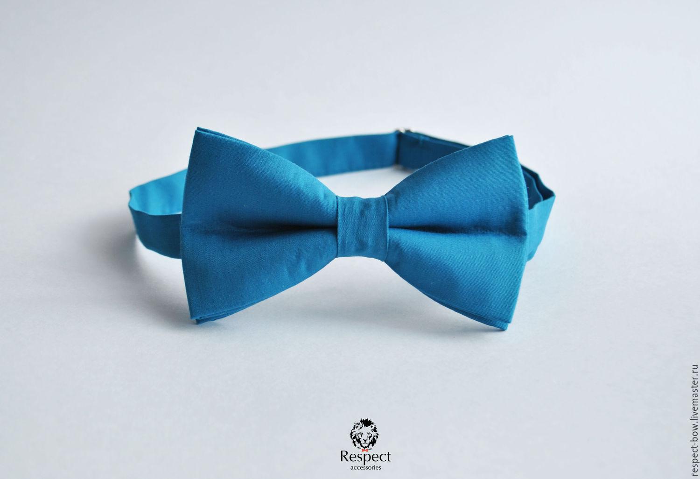 Tie Ultramarine blue with a purplish tint, Ties, Moscow, Фото №1