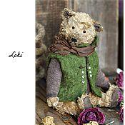 Куклы и игрушки ручной работы. Ярмарка Мастеров - ручная работа Loki. Handmade.