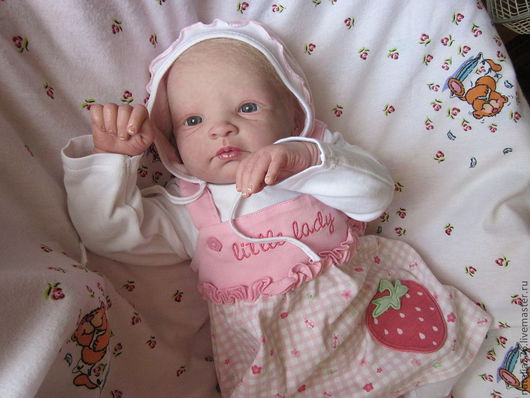Куклы-младенцы и reborn ручной работы. Ярмарка Мастеров - ручная работа. Купить Реборн Нина. Handmade. Кукла реборн