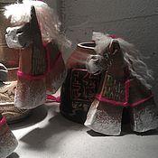 """Подарки к праздникам ручной работы. Ярмарка Мастеров - ручная работа Сувенир """"КОНЬ"""". Handmade."""