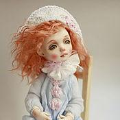Куклы и игрушки ручной работы. Ярмарка Мастеров - ручная работа Клоунесса Глаша. Handmade.