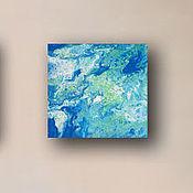 Картины и панно ручной работы. Ярмарка Мастеров - ручная работа Space doubles. Handmade.