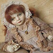 Куклы и игрушки ручной работы. Ярмарка Мастеров - ручная работа Аглая Авторская коллекционная кукла из фарфора. Handmade.