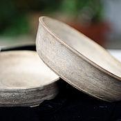 Посуда ручной работы. Ярмарка Мастеров - ручная работа Миска. Гончарная керамика. Handmade.