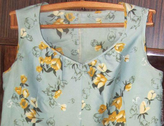 Костюмы ручной работы. Ярмарка Мастеров - ручная работа. Купить Вальс цветов - винтажный костюм. Handmade. Цветочный, винтажный стиль
