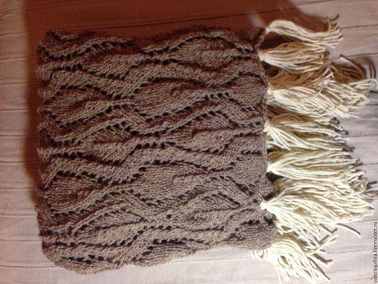 Текстиль, ковры ручной работы. Ярмарка Мастеров - ручная работа. Купить Плед из верблюжьей шерсти. Handmade. Теплый, шерсть 100%