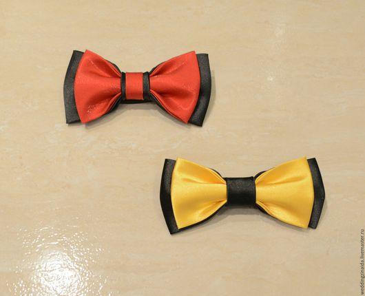"""Галстуки, бабочки ручной работы. Ярмарка Мастеров - ручная работа. Купить Бабочка галстук """"Рассвет и Закат"""". Handmade. Комбинированный"""