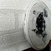 """Картины и панно ручной работы. Ярмарка Мастеров - ручная работа Панно """"Паяц"""". Handmade."""