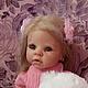 Куклы-младенцы и reborn ручной работы. Заказать Куколка реборн Анжелика. Марина Угрюмова (Бовина) (marinabovina). Ярмарка Мастеров.