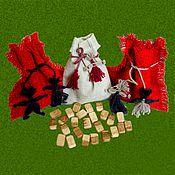 Фен-шуй и эзотерика ручной работы. Ярмарка Мастеров - ручная работа Руны (комплект для гадания). Handmade.
