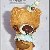 Куклы и игрушки ручной работы. Ярмарка Мастеров - ручная работа МиМиМишка №1. Handmade.