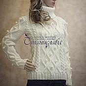 """Одежда ручной работы. Ярмарка Мастеров - ручная работа свитер """"С шишечками"""". Handmade."""