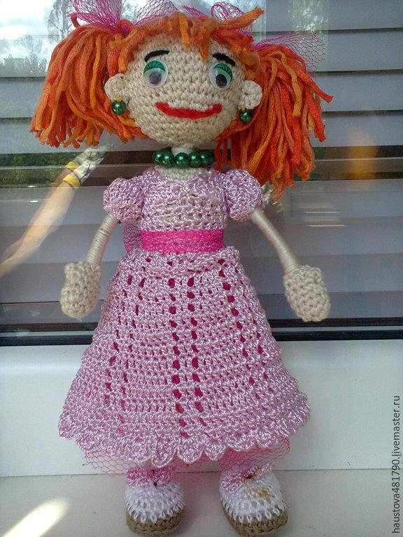 Вязания кукол на ютубе крючком