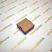 Материалы для творчества handmade. Livemaster - original item Carton box 010 (8х8х3). Handmade.