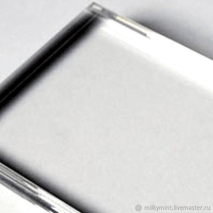 Акриловый блок 4х4 см для штампов (скрапбукинг, штампинг), Инструменты для скрапбукинга, Москва,  Фото №1