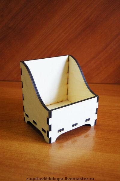 Коробочка под специи  (продается в разобранном виде) Размер: 14,5х11х13 см Материал: фанера 6 мм