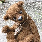 Куклы и игрушки ручной работы. Ярмарка Мастеров - ручная работа Мишка Анри. Handmade.
