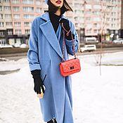 Одежда ручной работы. Ярмарка Мастеров - ручная работа Пальто из кашемира. Handmade.