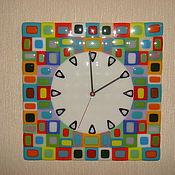 """Для дома и интерьера ручной работы. Ярмарка Мастеров - ручная работа Часы """" Время желаний"""". Handmade."""