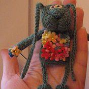 Куклы и игрушки ручной работы. Ярмарка Мастеров - ручная работа Зайцы летние. Handmade.