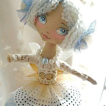 Куклы и игрушки ручной работы. Ярмарка Мастеров - ручная работа Фея Вальса. Handmade.
