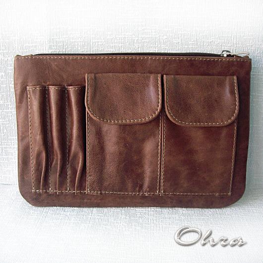 Органайзеры для сумок ручной работы. Ярмарка Мастеров - ручная работа. Купить Тинтамар конверт (органайзер для сумки). Handmade. Тинтамар, кармашки