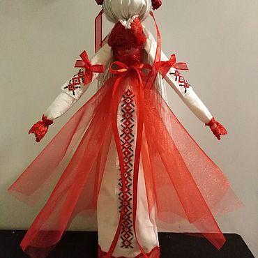 Куклы и игрушки ручной работы. Ярмарка Мастеров - ручная работа Берегиня интерьерная кукла-мотанка 45 см. Handmade.