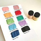 Материалы для творчества handmade. Livemaster - original item PEARL TURY Design Di-7 acrylic paint 60g. Handmade.